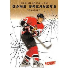 Hossa Marián - 2003-04 Victory Game Breakers No.GB36