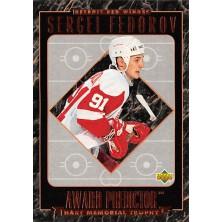 Fedorov Sergei - 1995-96 Upper Deck Predictor Hobby No.H6