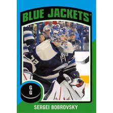 Bobrovsky Sergei - 2014-15 O-Pee-Chee Stickers No.ST22