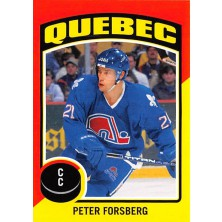 Forsberg Peter - 2014-15 O-Pee-Chee Stickers No.ST23