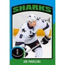 Pavelski Joe - 2014-15 O-Pee-Chee Stickers No.ST54