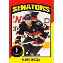 Spezza Jason - 2014-15 O-Pee-Chee Stickers No.ST63