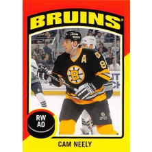 Neely Cam - 2014-15 O-Pee-Chee Stickers No.ST79
