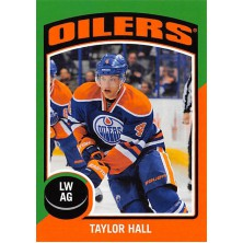 Hall Taylor - 2014-15 O-Pee-Chee Stickers No.ST81