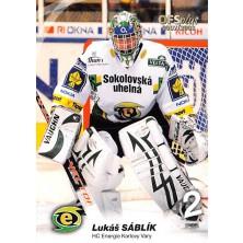 Sáblík Lukáš - 2007-08 OFS No.32