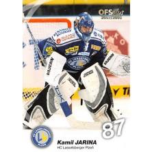 Jarina Kamil - 2007-08 OFS No.139