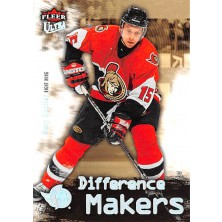 Heatley Dany - 2006-07 Ultra Difference Makers No.DM24