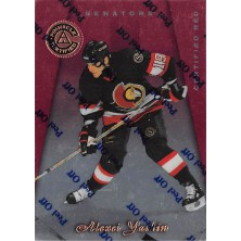 Yashin Alexei - 1997-98 Pinnacle Certified Red No.78