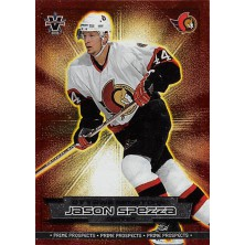 Spezza Jason - 2002-03 Vanguard Prime Prospects No.18