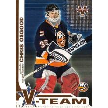 Osgood Chris - 2001-02 Vanguard V-Team No.6