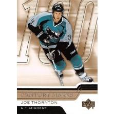 Thornton Joe - 2006-07 Upper Deck Century Marks No.CM1