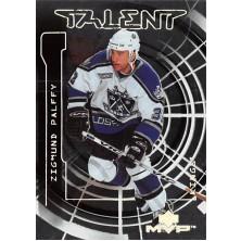 Pálffy Žigmund - 2000-01 MVP Talent No.M9