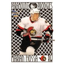 Hossa Marián - 2003-04 Prism Paramount Prodigies No.17