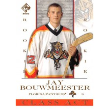 Bouwmeester Jay - 2002-03 Private Stock Reserve Class Act No.8