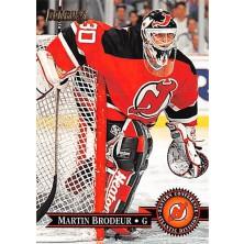 Brodeur Martin - 1995-96 Donruss No.149