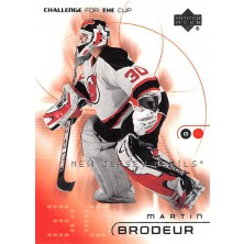 Brodeur Martin - 2001-02 Challenge for the Cup No.50