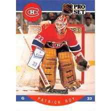 Roy Patrick - 1990-91 Pro Set No.157