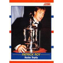 Roy Patrick - 1990-91 Score Canadian No.364