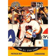 Roy Patrick - 1990-91 Pro Set No.359