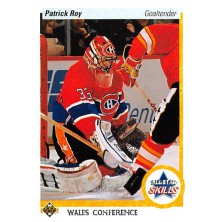 Roy Patrick - 1990-91 Upper Deck No.496