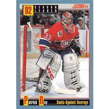 Roy Patrick - 1992-93 Score Canadian No.418