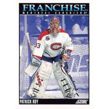 Roy Patrick - 1992-93 Score No.428