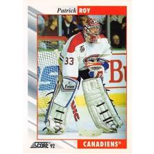Roy Patrick - 1992-93 Score No.295