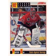 Roy Patrick - 1992-93 Score No.418