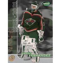 Fernandez Manny - 2000-01 BAP Memorabilia Parkhurst 2000 No.P109