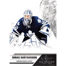 Gustavsson Jonas - 2010-11 All Goalies Up Close No.84