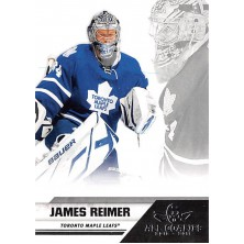 Reimer James - 2010-11 All Goalies Up Close No.82