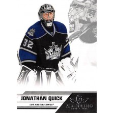 Quick Jonathan - 2010-11 All Goalies Up Close No.38