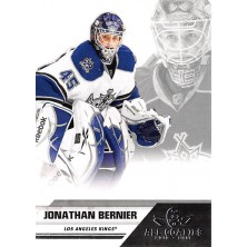 Bernier Jonathan - 2010-11 All Goalies Up Close No.37