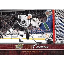 Richards Mike - 2012-13 Upper Deck Canvas No.C39