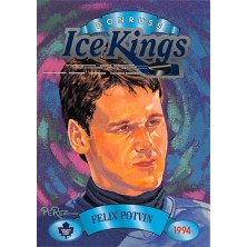 Potvin Felix - 1993-94 Donruss Ice Kings No.6