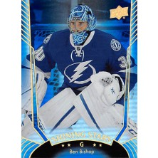 Bishop Ben - 2016-17 Upper Deck Shining Stars Royal Blue No.SS41