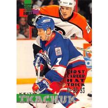 Tkachuk Keith - 1994-95 Stadium Club No.5