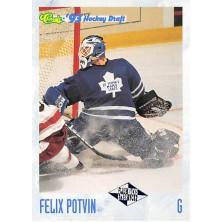 Potvin Felix - 1992-93 Classic No.123