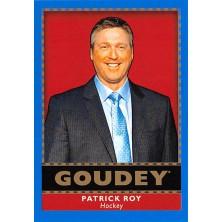 Roy Patrick - 2018-19 Goodwin Champions Goudey Royal Blue No.G33