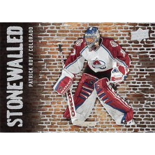 Roy Patrick - 2018-19 Upper Deck Stonewalled No.SW48