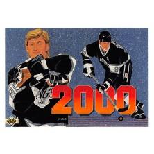 Gretzky Wayne - 1990-91 Upper Deck No.545