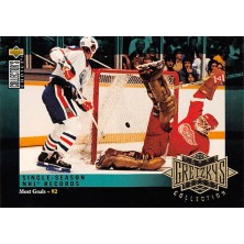Gretzky Wayne - 1995-96 Upper Deck Gretzky Collection No.G1