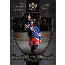Gretzky Wayne - 1999-00 McDonalds Upper Deck The Great Career No.GR81-5
