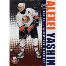 Yashin Alexei - 2002-03 Vanguard No.65