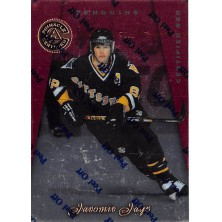 Jágr Jaromír - 1997-98 Pinnacle Certified Red No.35
