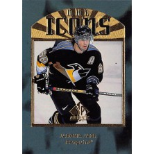 Jágr Jaromír - 1997-98 SP Authentic Icons No.I8