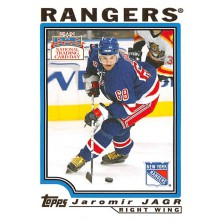 Jágr Jaromír - 2004-05 National Trading Card Day No.12