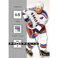 Jágr Jaromír - 2005-06 Hot Prospects No.65