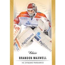 Maxwell Brandon - 2016-17 OFS No.141