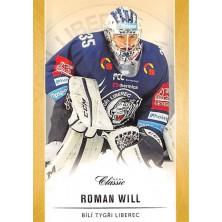 Will Roman - 2016-17 OFS No.318